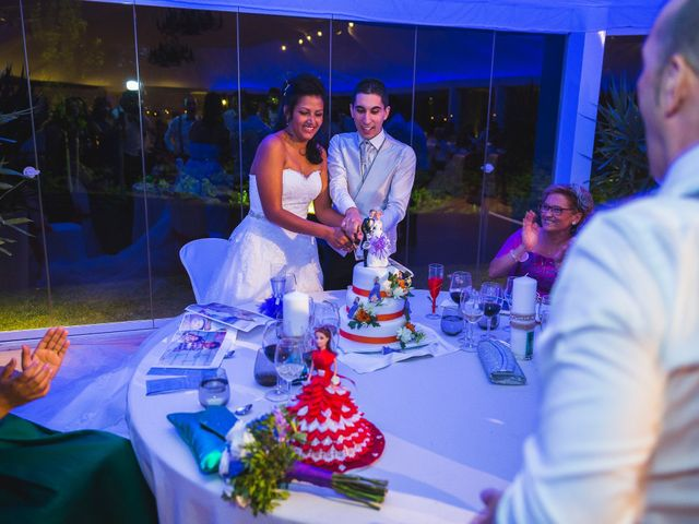 La boda de Israel y Erika en Valladolid, Valladolid 66