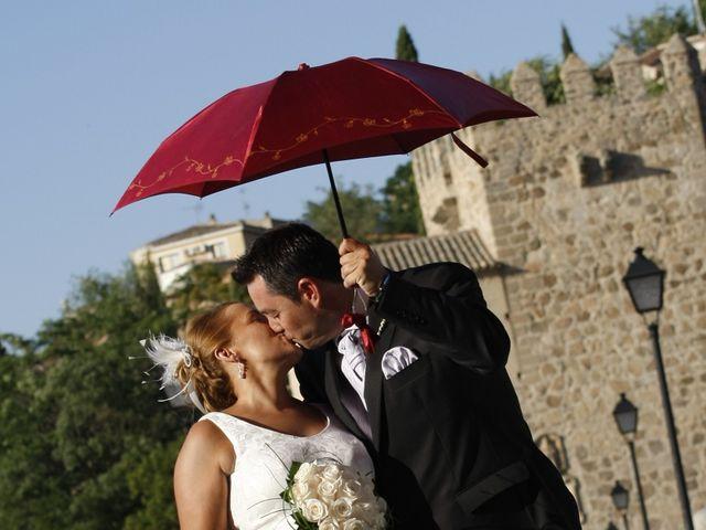 La boda de Ana y Víctor  en Toledo, Toledo 3