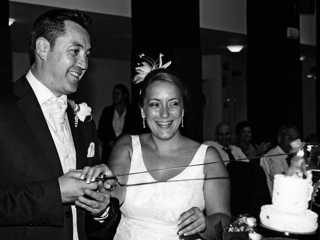 La boda de Ana y Víctor  en Toledo, Toledo 5