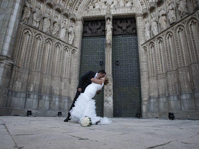 La boda de Ana y Víctor  en Toledo, Toledo 2