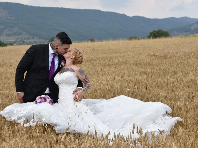 La boda de Bere y Nico