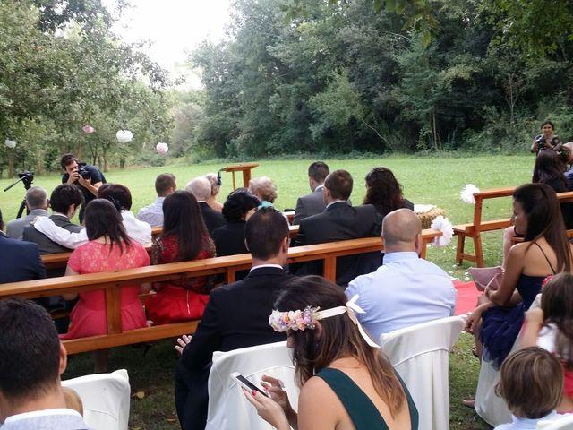 La boda de Xavi y Laura en Can Sola, Girona 5