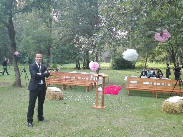 La boda de Xavi y Laura en Can Sola, Girona 9