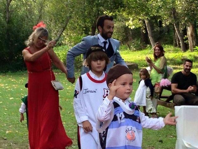 La boda de Xavi y Laura en Can Sola, Girona 10