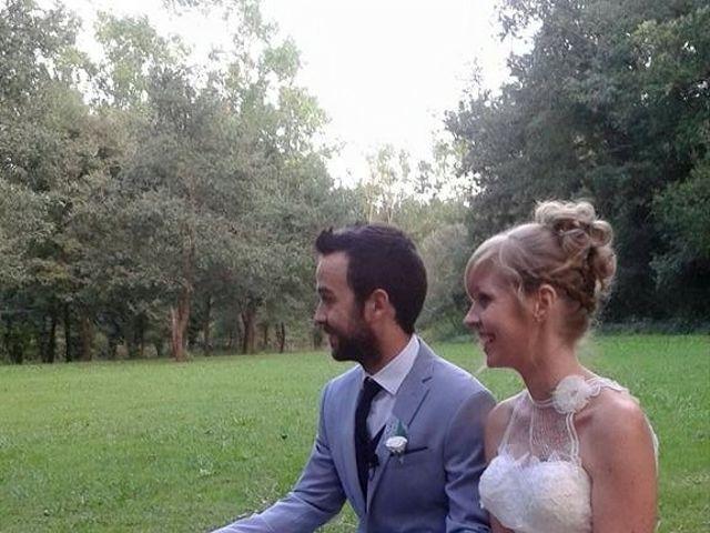 La boda de Xavi y Laura en Can Sola, Girona 2