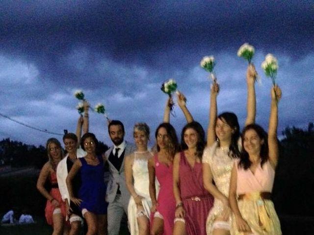 La boda de Xavi y Laura en Can Sola, Girona 15