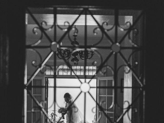 La boda de Angel y Agueda en Villalba Del Alcor, Huelva 9