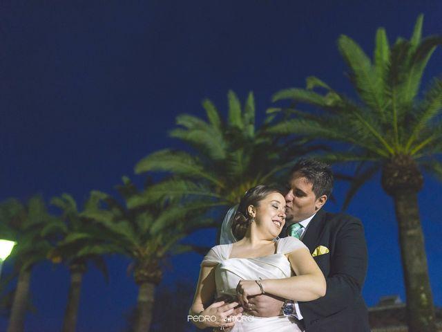 La boda de Angel y Agueda en Villalba Del Alcor, Huelva 17