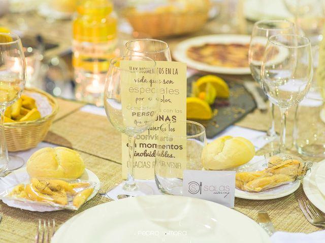La boda de Angel y Agueda en Villalba Del Alcor, Huelva 19