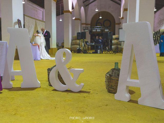 La boda de Angel y Agueda en Villalba Del Alcor, Huelva 20