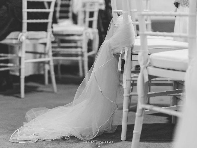 La boda de Angel y Agueda en Villalba Del Alcor, Huelva 22