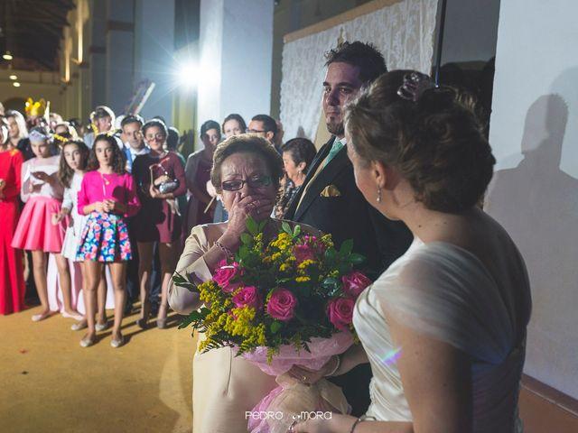 La boda de Angel y Agueda en Villalba Del Alcor, Huelva 23