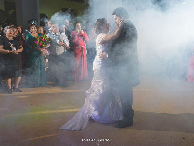 La boda de Angel y Agueda en Villalba Del Alcor, Huelva 25
