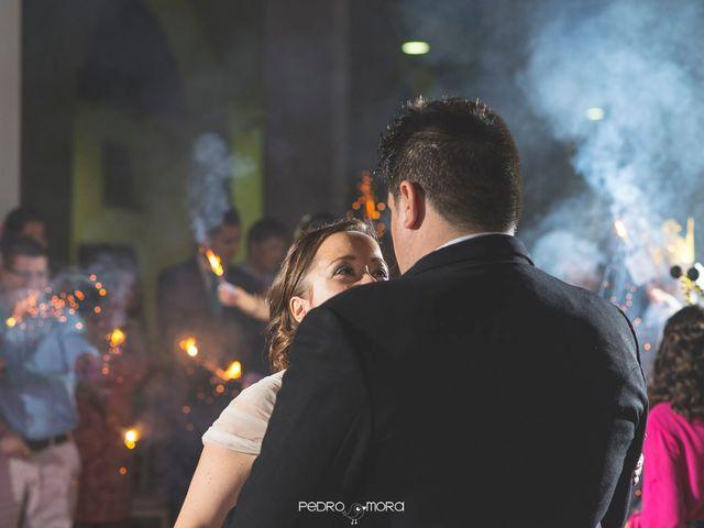 La boda de Angel y Agueda en Villalba Del Alcor, Huelva 26