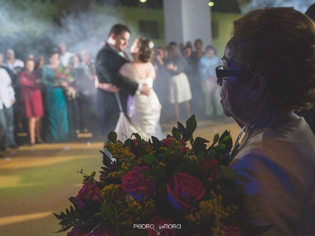 La boda de Angel y Agueda en Villalba Del Alcor, Huelva 27