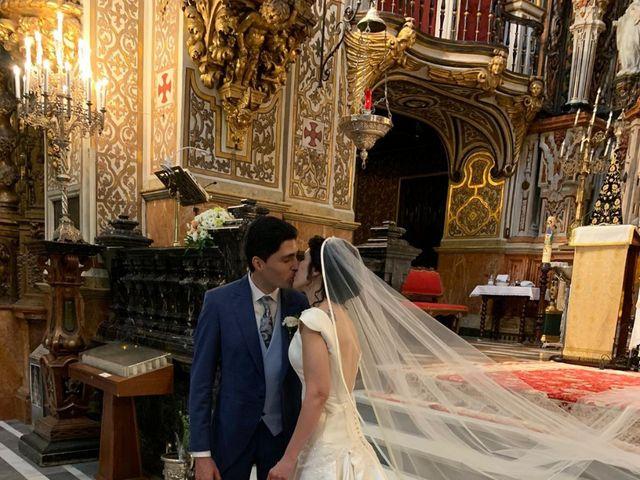 La boda de Gustavo y Eva en Granada, Granada 2