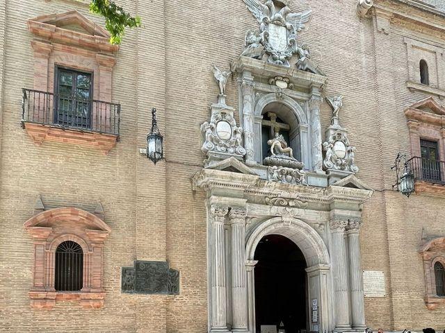 La boda de Gustavo y Eva en Granada, Granada 3