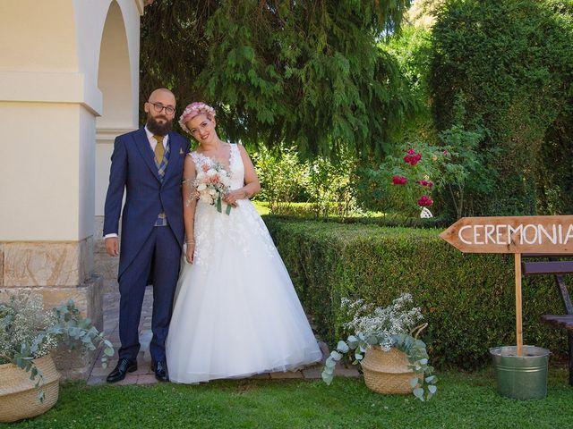 La boda de Paula y Jordán