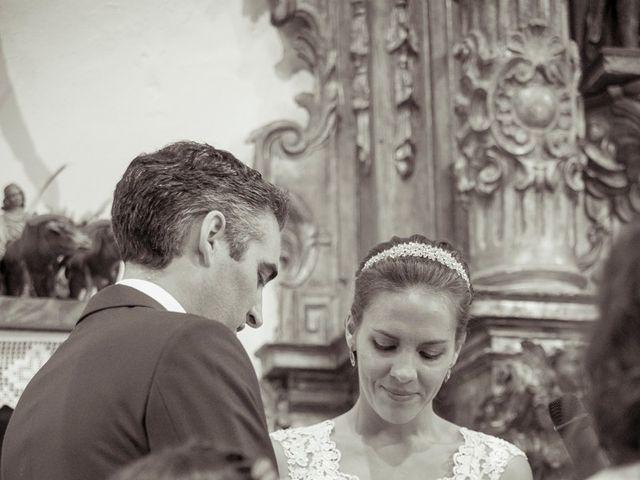La boda de Tomás y Victoria en Langa, Ávila 19