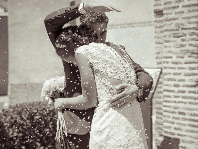 La boda de Tomás y Victoria en Langa, Ávila 21