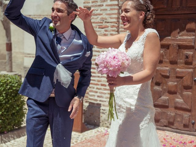 La boda de Tomás y Victoria en Langa, Ávila 22