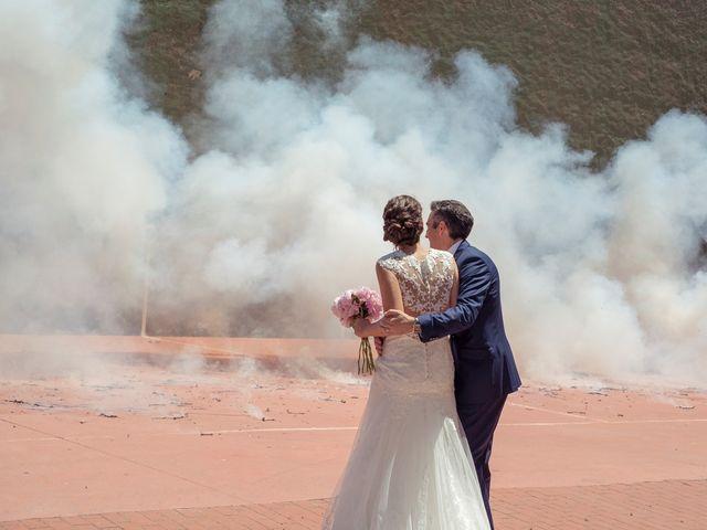 La boda de Tomás y Victoria en Langa, Ávila 24