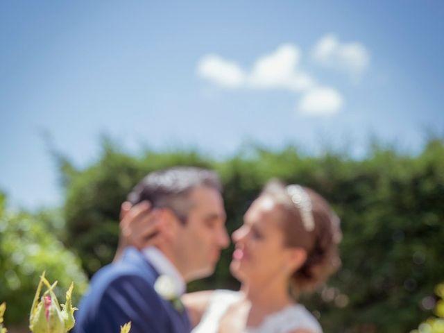 La boda de Tomás y Victoria en Langa, Ávila 25