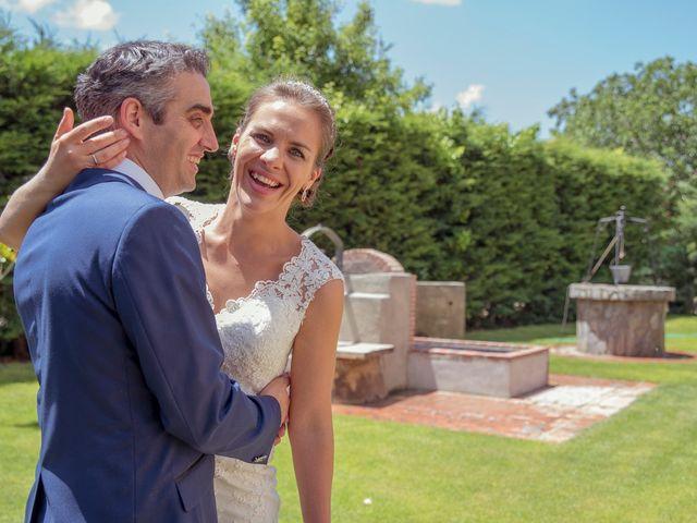La boda de Tomás y Victoria en Langa, Ávila 26