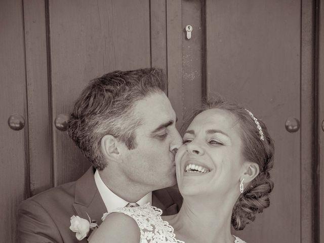 La boda de Tomás y Victoria en Langa, Ávila 29