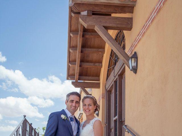 La boda de Tomás y Victoria en Langa, Ávila 30