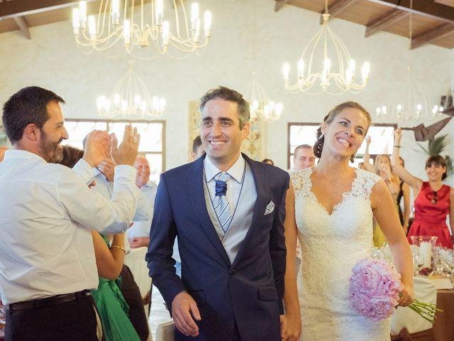 La boda de Tomás y Victoria en Langa, Ávila 35