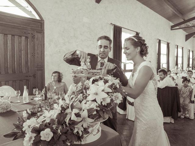 La boda de Tomás y Victoria en Langa, Ávila 37