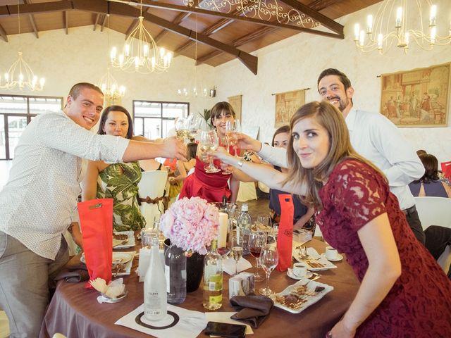 La boda de Tomás y Victoria en Langa, Ávila 38