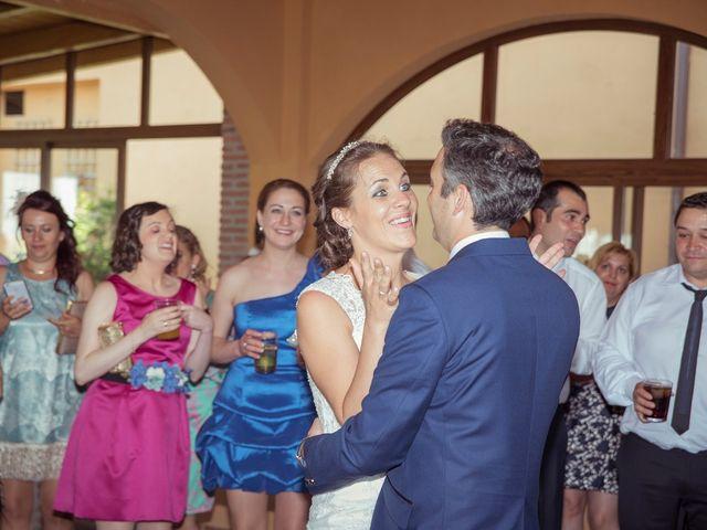 La boda de Tomás y Victoria en Langa, Ávila 39
