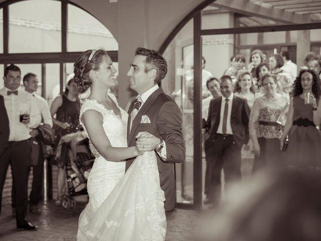 La boda de Tomás y Victoria en Langa, Ávila 40