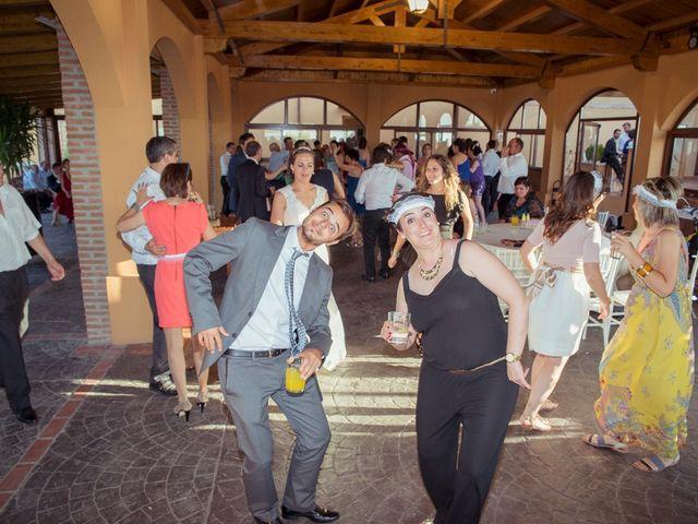La boda de Tomás y Victoria en Langa, Ávila 42