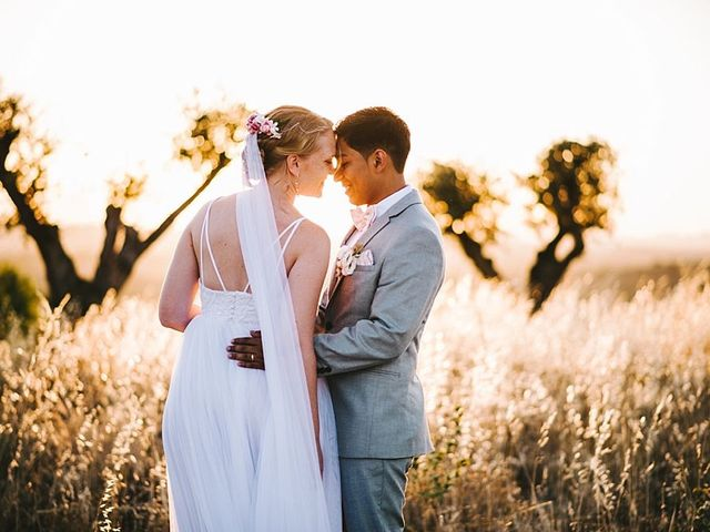 La boda de Esther y Brayan