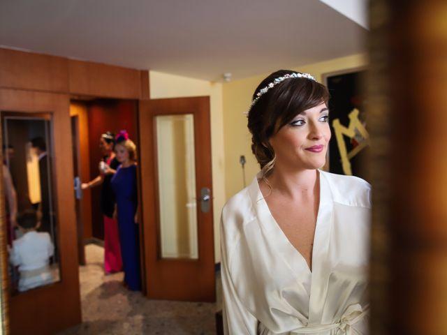 La boda de Jacobo y Chony en Lorca, Murcia 2