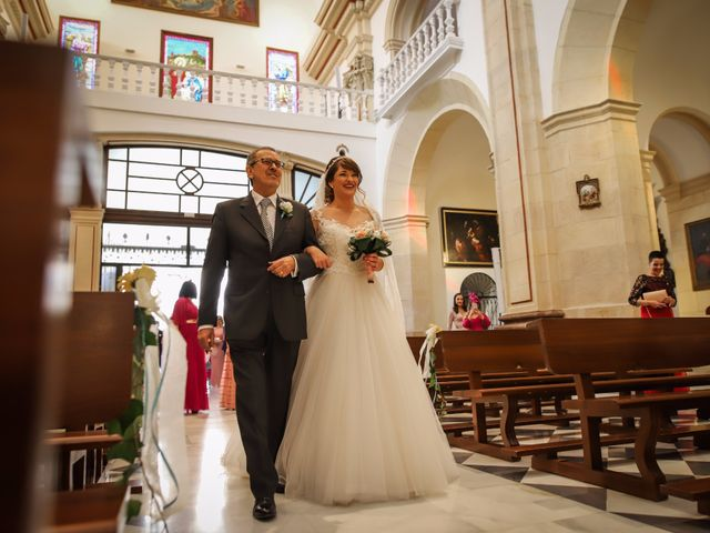 La boda de Jacobo y Chony en Lorca, Murcia 53