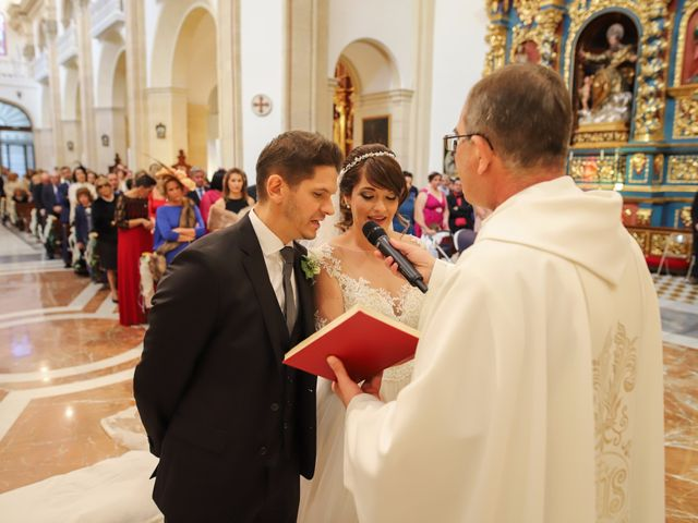 La boda de Jacobo y Chony en Lorca, Murcia 54
