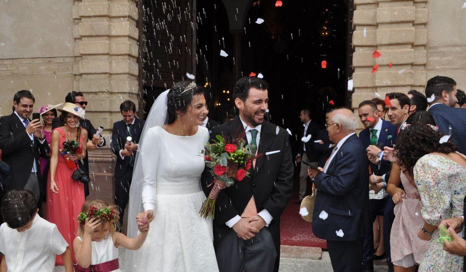 La boda de Miguel y Carmen María  en Antequera, Málaga