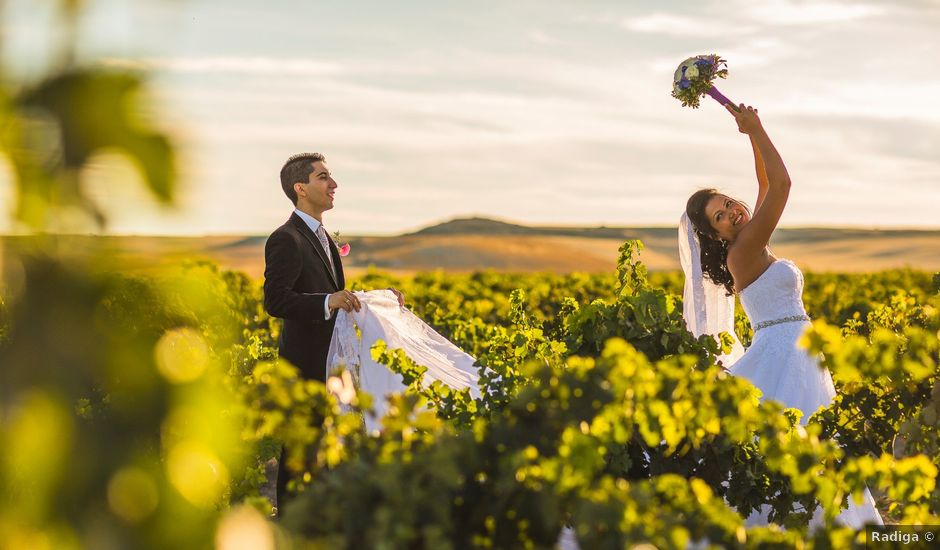 La boda de Israel y Erika en Valladolid, Valladolid