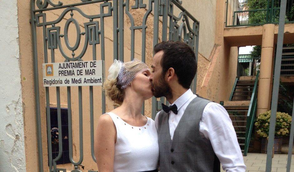 La boda de Xavi y Laura en Can Sola, Girona
