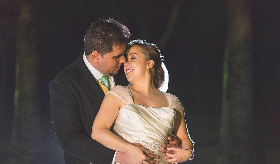 La boda de Angel y Agueda en Villalba Del Alcor, Huelva