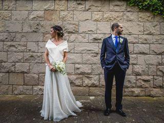 La boda de Montse y Xavi