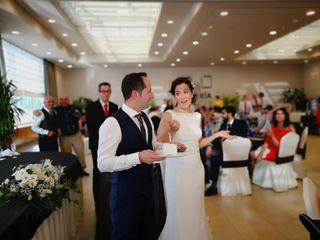 La boda de Rocío y Daniel