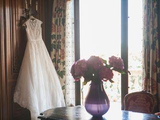 La boda de María y Laurent 1
