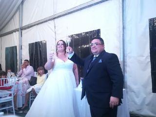 La boda de Idayra  y Airam
