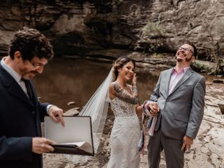La boda de Jennifer y William