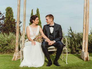 La boda de Irma y Albert